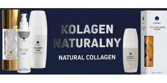 Kolagen naturalny w produktach Colway