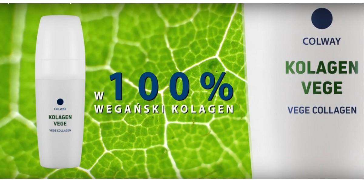Kolagen naturalny także dla vegan!